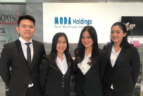 moda holdings